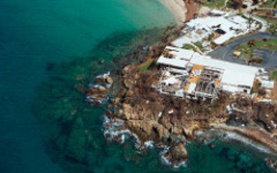 Irma devastation in St. Thomas
