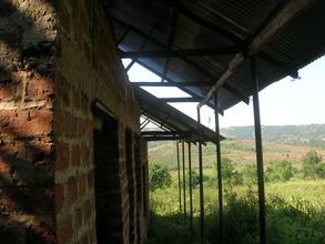 The veranda view