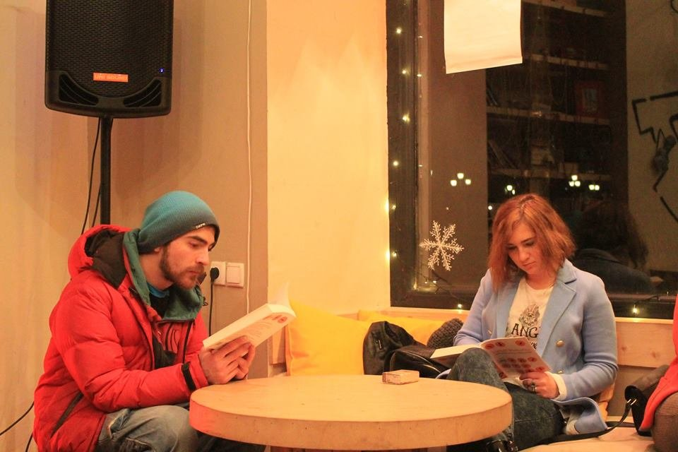 Radarami new book launch in Tbilisi