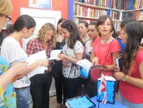 Kutaisi Book Signing