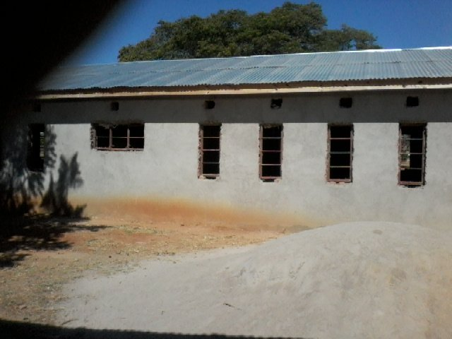 The Outside State of the Classroom Block