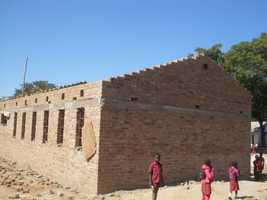 Magaya School, Block 1