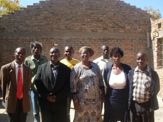 Members of Schools Admin, Parents & RMT Board