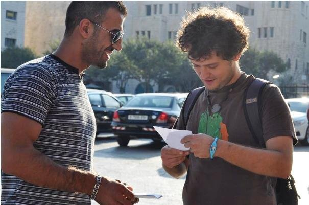Support Israeli, Palestinian Youth on Tour in U.S.