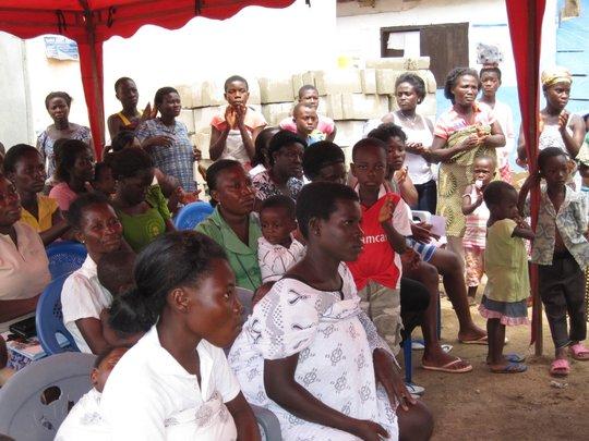 Malaria workshop