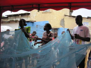 Save 1000 Children At Risk From Malaria in Ghana