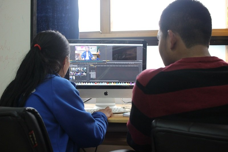 Giving Youth a Free Space to Learn at Media Lab