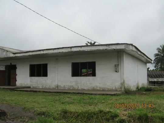 Bonduma Community Hall  Front View