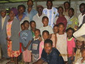 Children with Village Council
