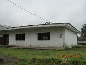 Bonduma Community Hall  Front View
