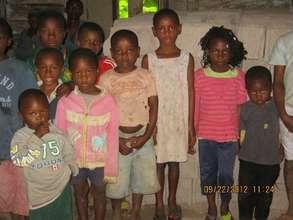 HELP ESTABLISH COMMUNITY PRESCHOOLS IN CAMEROON