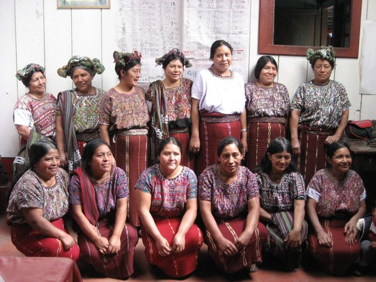 Help Guatemalan Women Market their Textiles