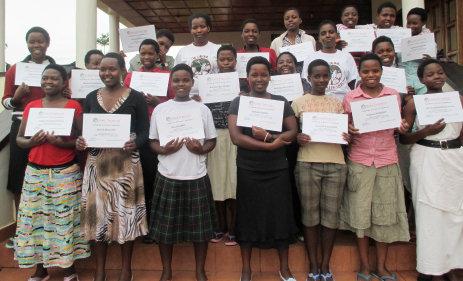 The most recent 18 graduates