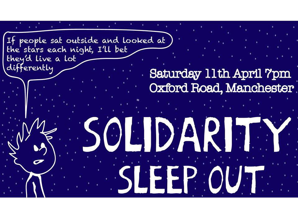 Solidarity Sleep Out