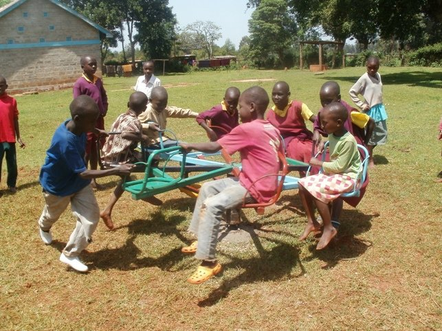 Reintegrate Street-Connected Children in Kitale