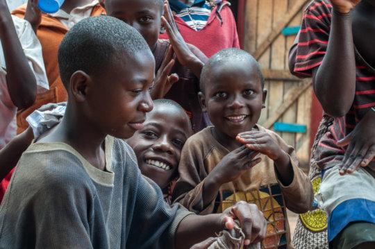 Reintegrate street Connected children in Liyavo