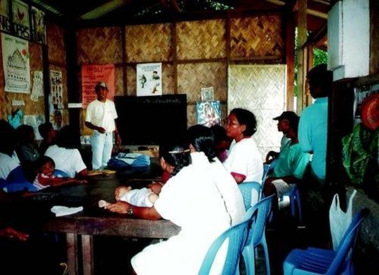 Micro-Loans to 56 Rice Farmers in the Philippines