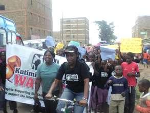 community advocacy activities