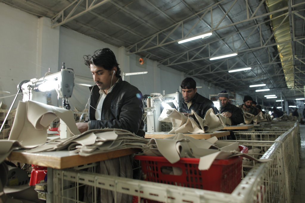 Create Jobs in Liberia