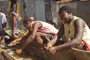 Haitian seafood exporter