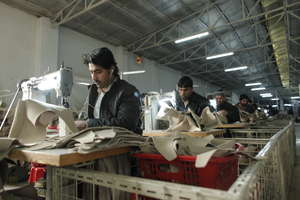 Manufacturer in Afghanistan