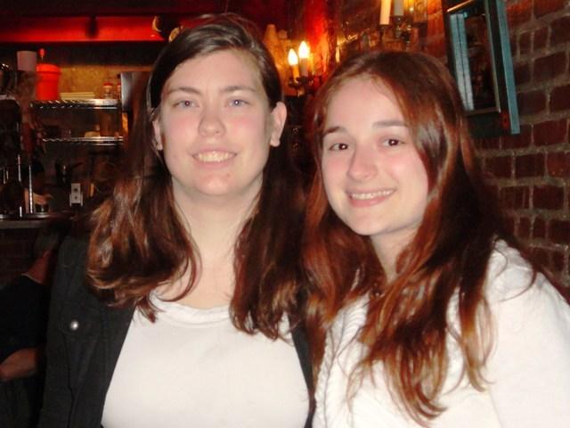 Jessica Zulawski & Dahlia Goldfeld