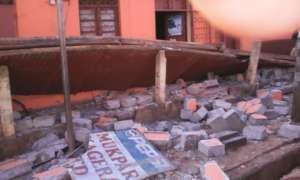 Bukoba Town damage
