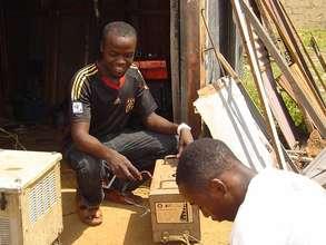 Aminu's Security Window Project