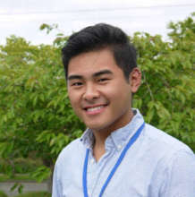 Our student team co-lead, Long Dinh