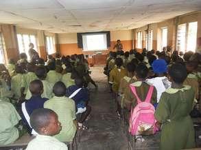 Rape Prevention for 1000 Children in Nigeria