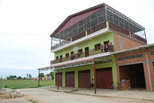 Recently Constructed School BSPPII