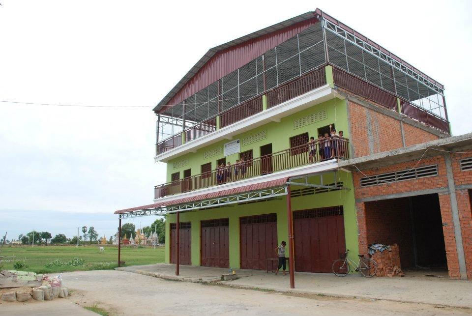 Recently Constructed School BSPPII