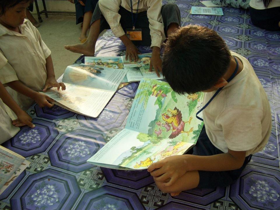 Bring a new dawn to 200 children in Cambodia