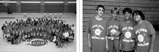 Life Lessons Through Basketball