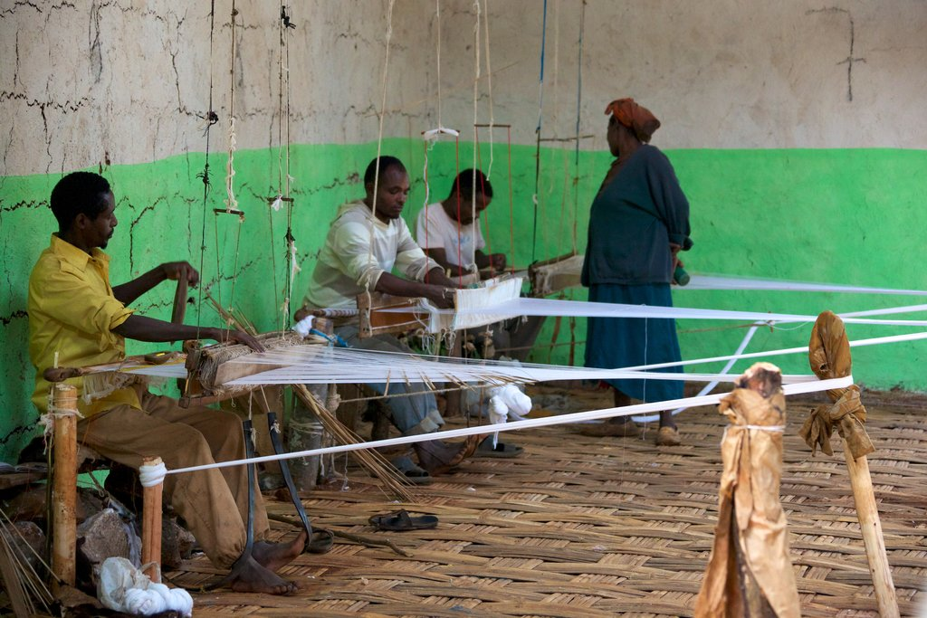 Sparking growth for 10K Ethiopian farmers, weavers