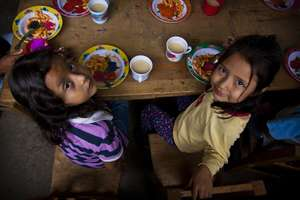 Feed the minds and bodies of 300 kids in Guatemala