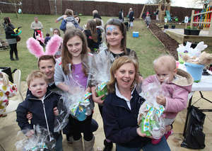 The Bluebells Easter Egg Hunt