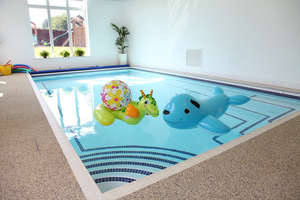 Our Hydro-Therapy Pool