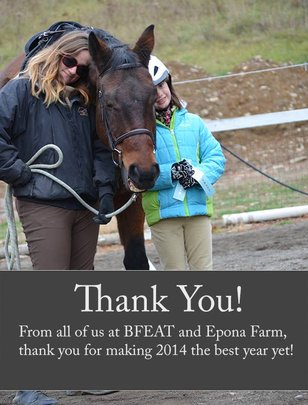 Thank you from all of us at Borrowed Freedom!
