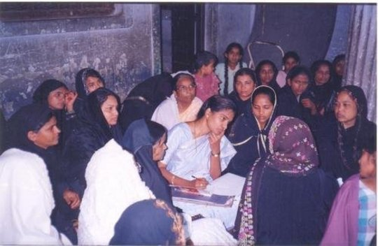Empower Indian Women With Legal Aid and Training