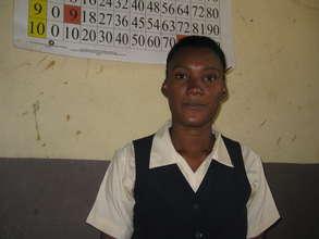 Francia, first grade teacher