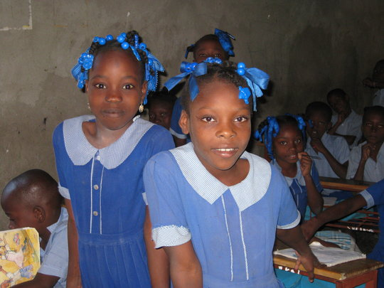 Textbooks  Needed for 500 School Children in Haiti
