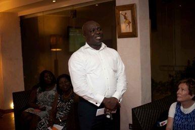 Mr. Asare Yamoah, President of GBPA