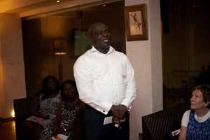 Mr. Asare Yamoah, President of GBPA
