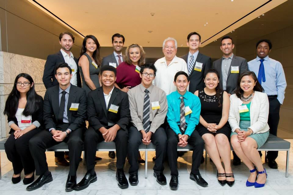 the finalists of the Los Angeles Competition