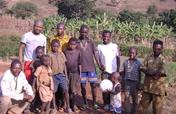 Chalk Boards for Village School on Idjwi Island