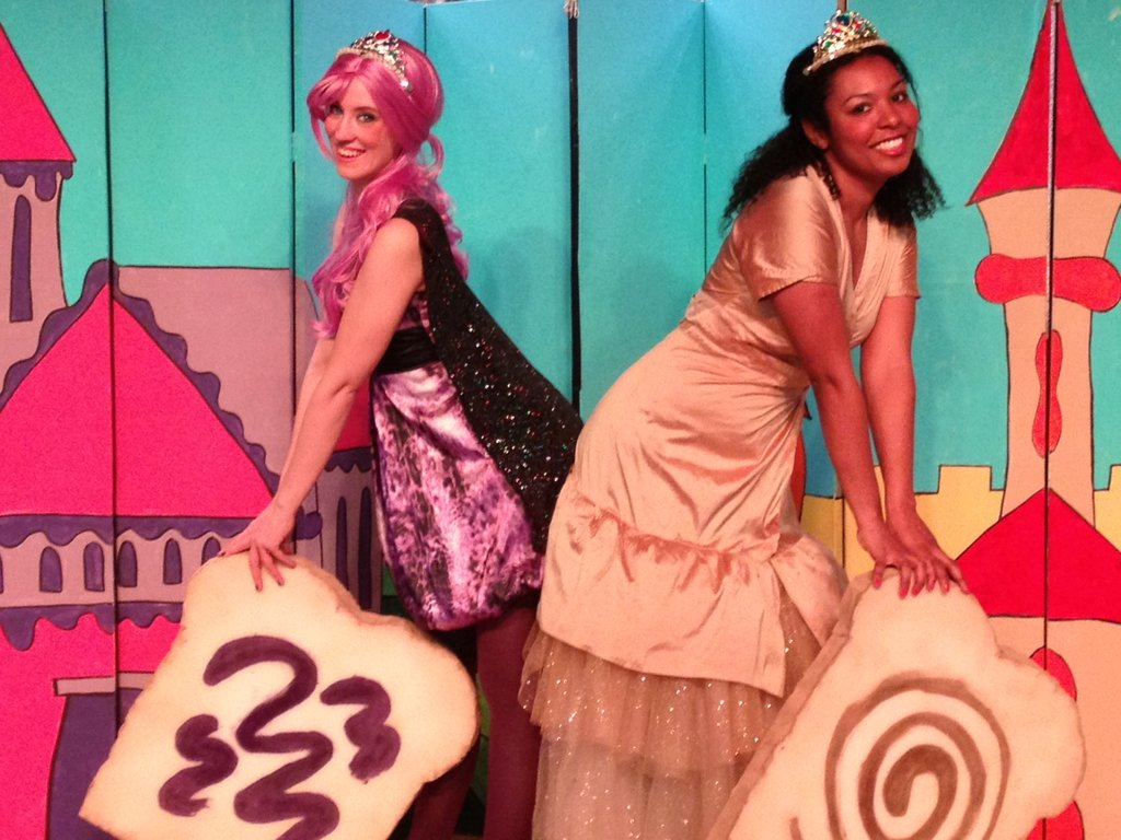 Princess of Peanut Butter & Duchess of Jelly.