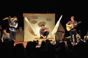 2011 Show - The Mountain Song