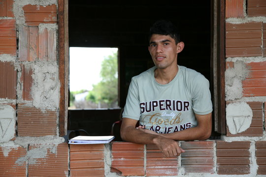 Build a school for rural students in Brazil