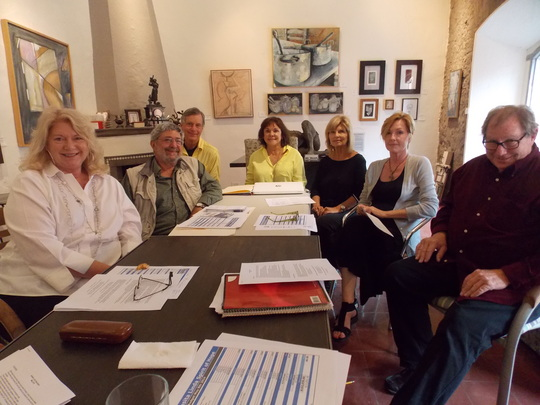 Casita Linda Board Members (2014)